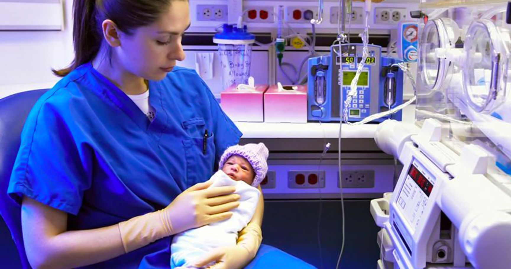 According To NICU Nurses: 20 Stories About Working The Unit