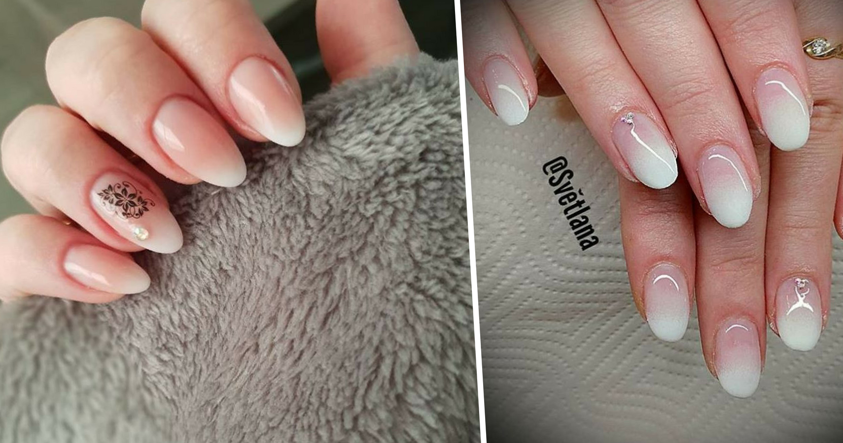 Baby Boomer Nails Is The Latest Nail Trend That Makes Sense For Moms