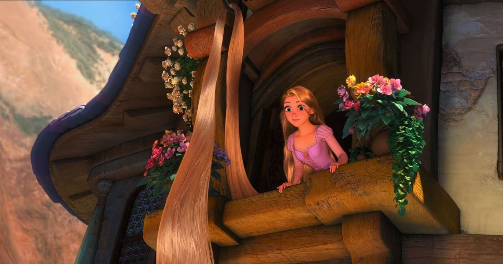 Eerie Coincidence That Disney S Tangled May Have Predicted The Pandemic