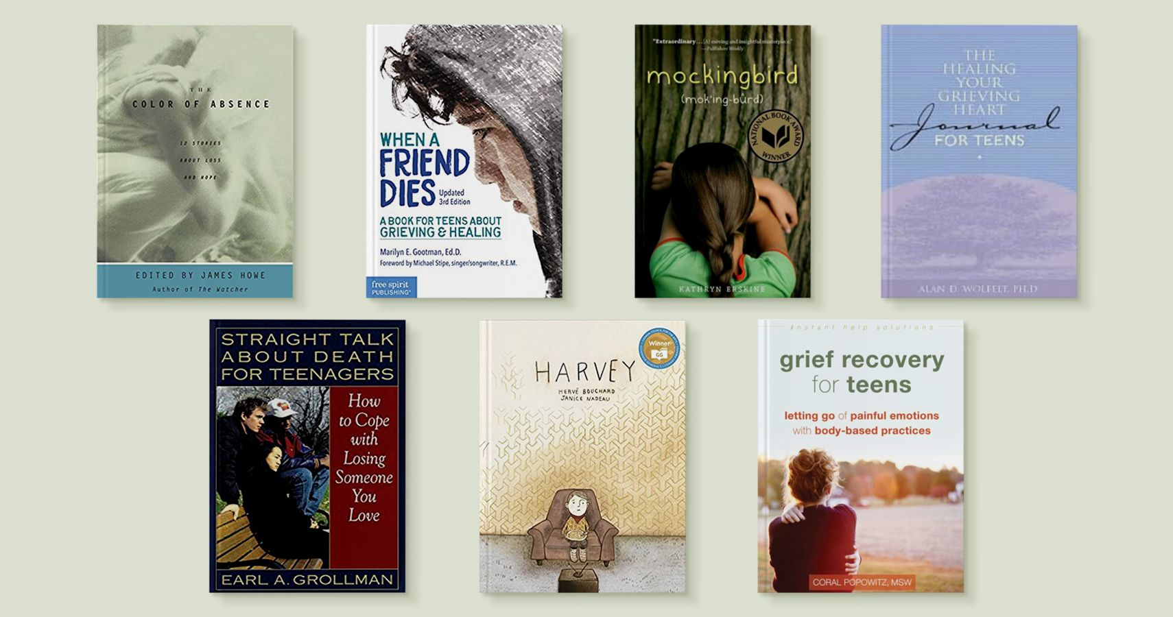 7 Books For Teens Who Are Mourning The Loss Of A Loved One
