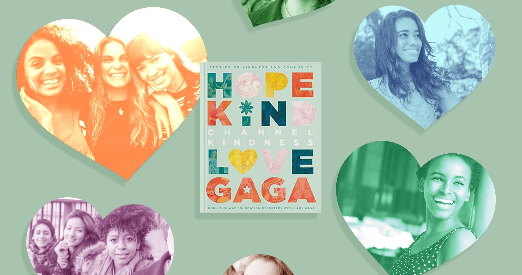 Lady Gaga & Mom Share Stories Of Strong Young Leaders