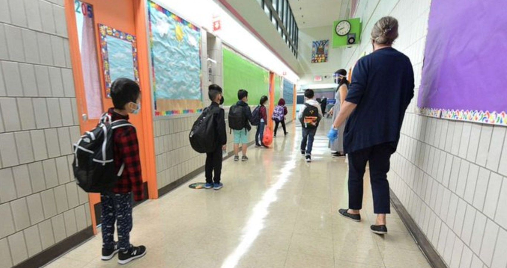 NYC How To Run Schools Safely During Pandemic   Moms.com