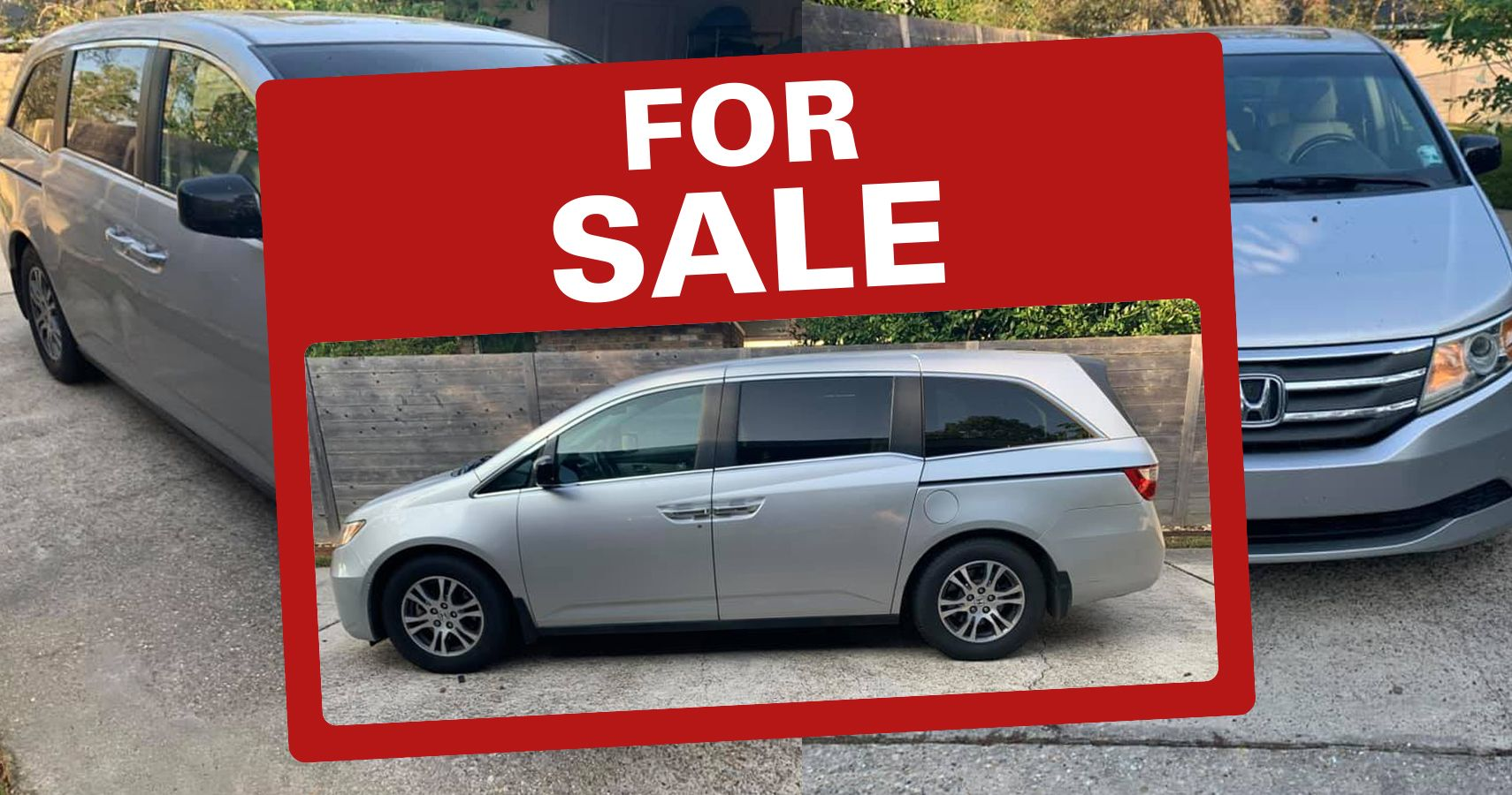 Dad Creates Hilarious Ad To Sell Van On Facebook | Moms.com