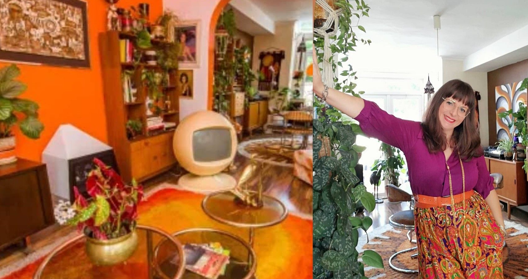 Mom Spends Years Turning Her House Into The Ultimate 1970's Shrine