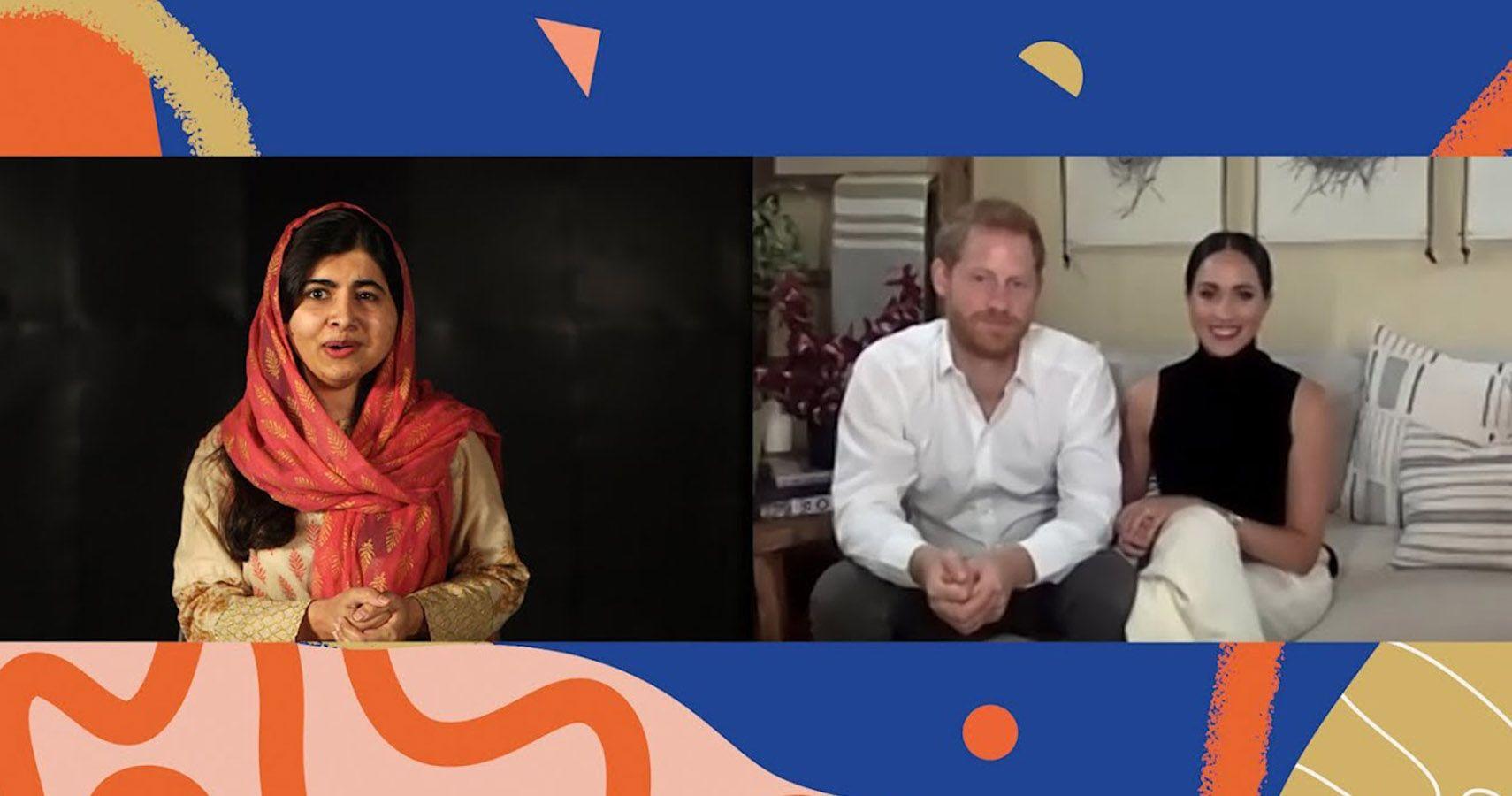 Girls' Education At Risk, Say Meghan Markle & Malala Yousafzai