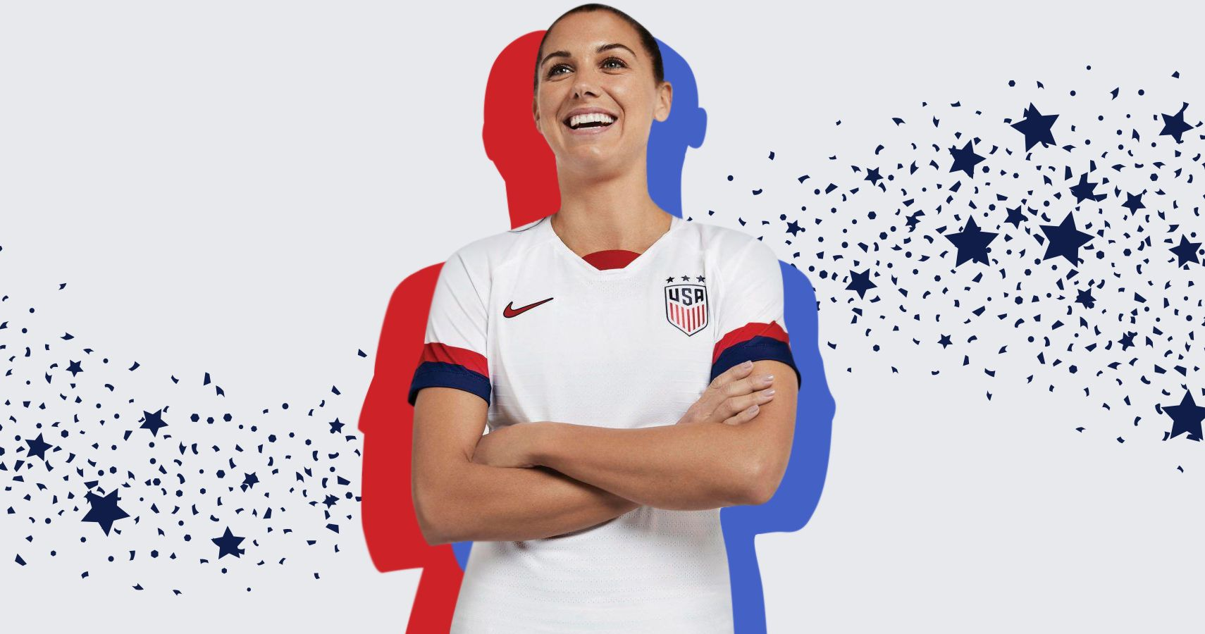 Why Soccer Star & Mom Alex Morgan Is A Great Role Model For Kids