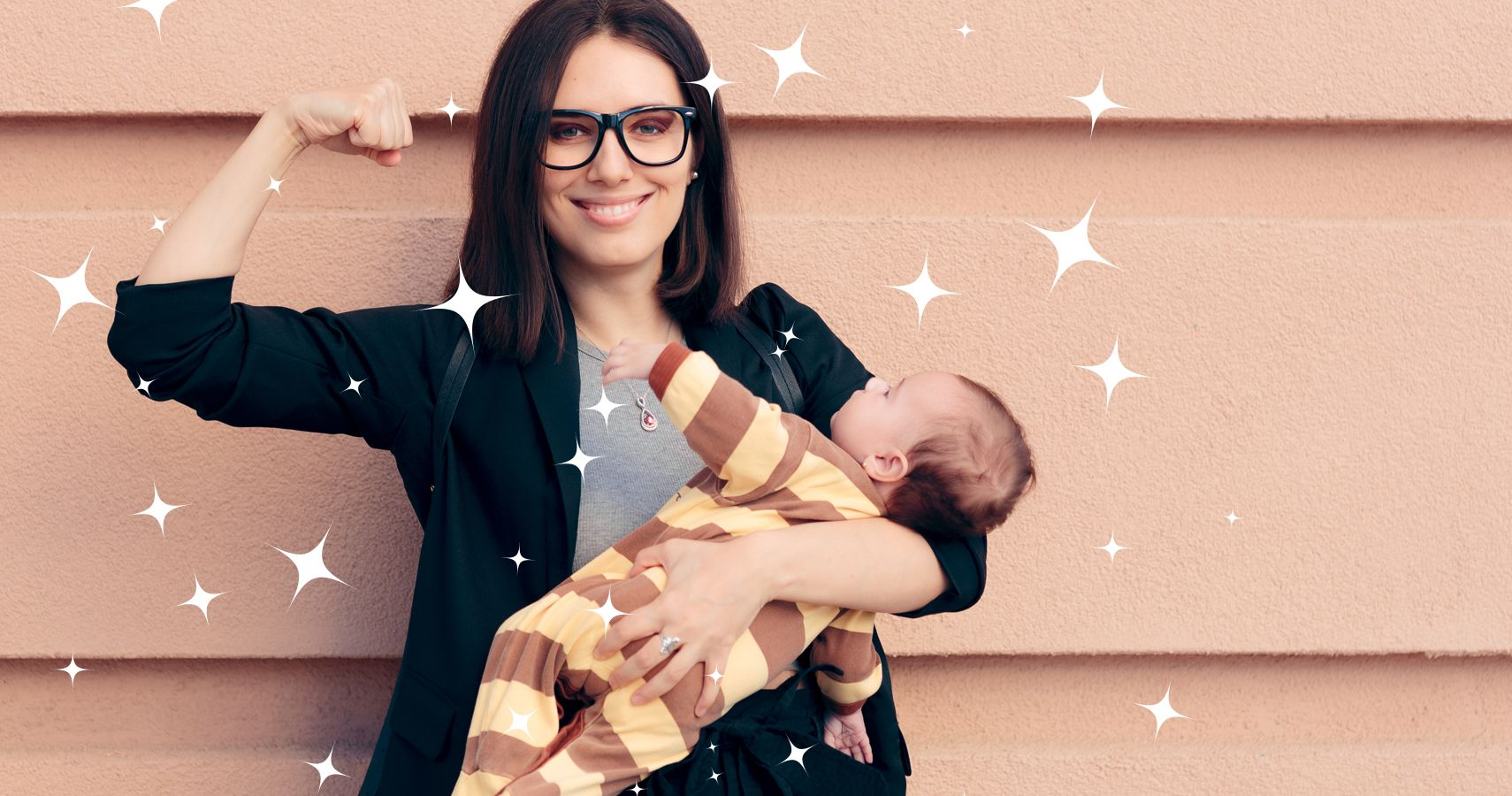 Confident Mom: How To Be One, Even When Unsure | Moms.com