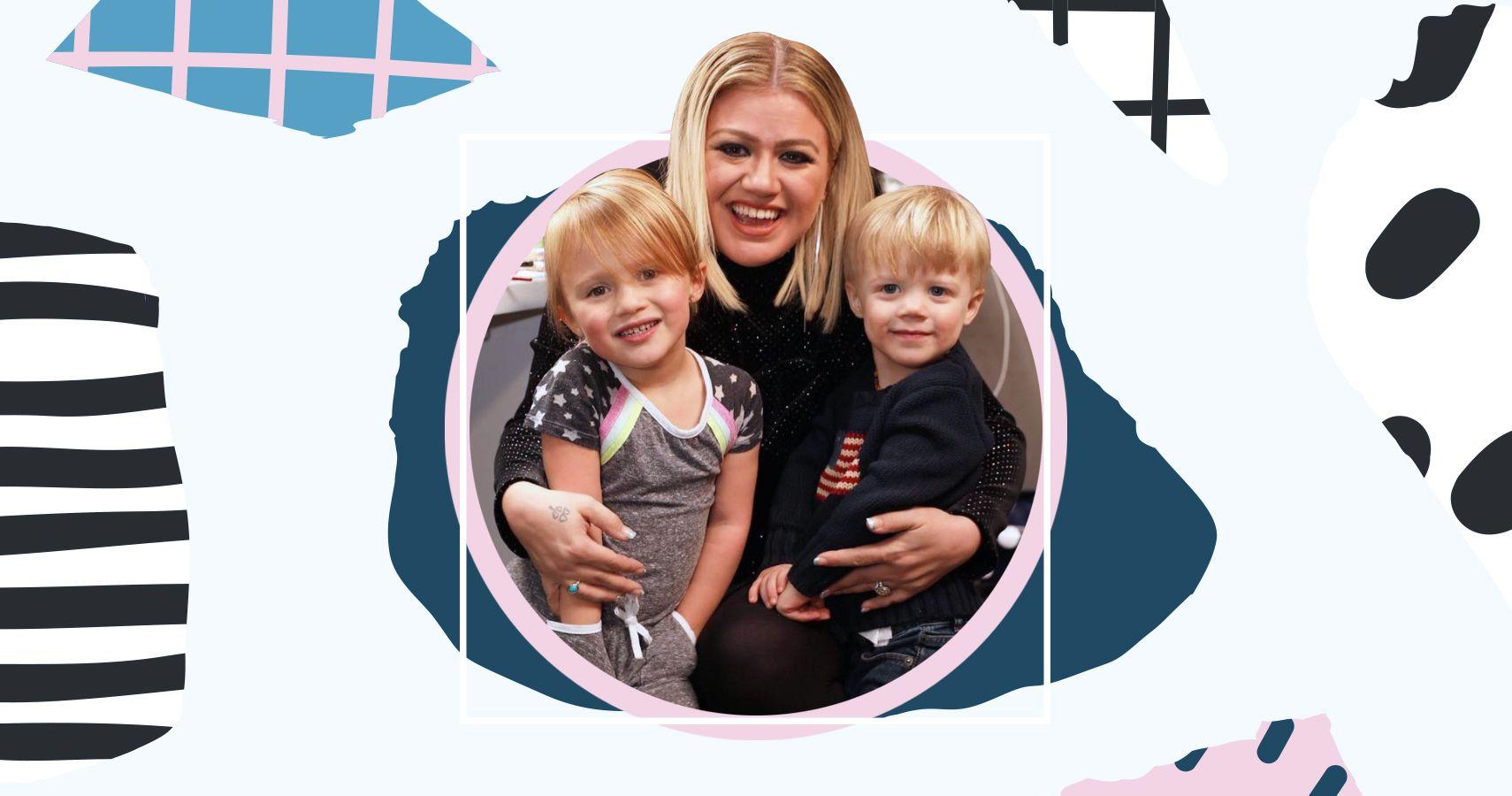 "Kelly Clarkson Remains A ""Mama Bear"" Through ""Horribly Sad"" Divorce"