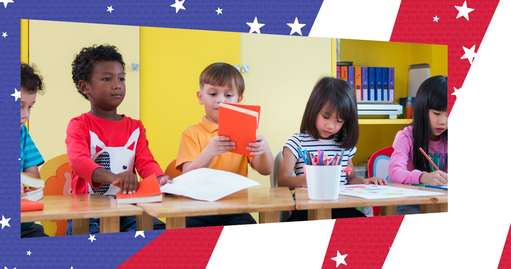 New Collaboration Offers Free Childcare On Election Day For Parents