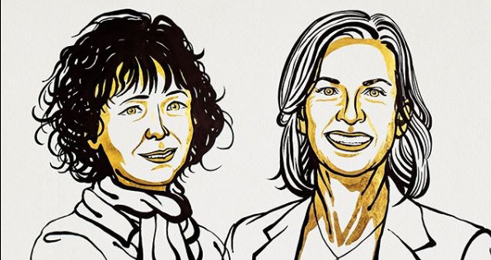 Two Women Scientists Win Nobel Chemistry Prize: A Message To Young Girls