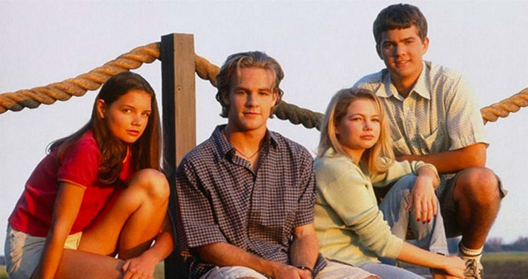 'Dawson's Creek' Is Finally Coming To Netflix! | Moms.com