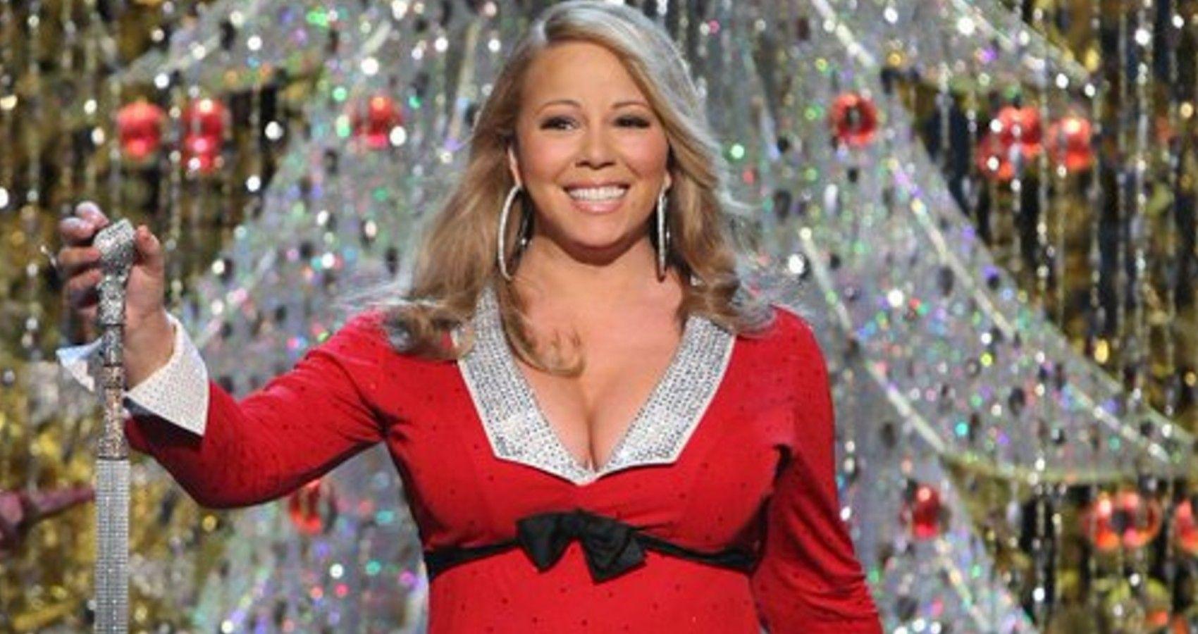 Mariah Carey Said It's Christmas Now | Moms.com