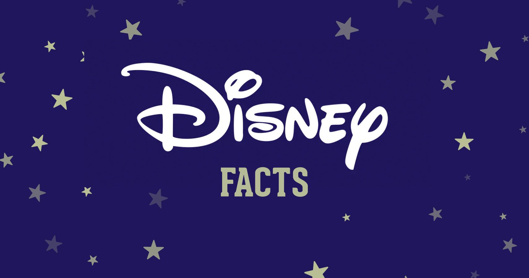 Disney Facts About Kids' Favorite Movies | Moms.com