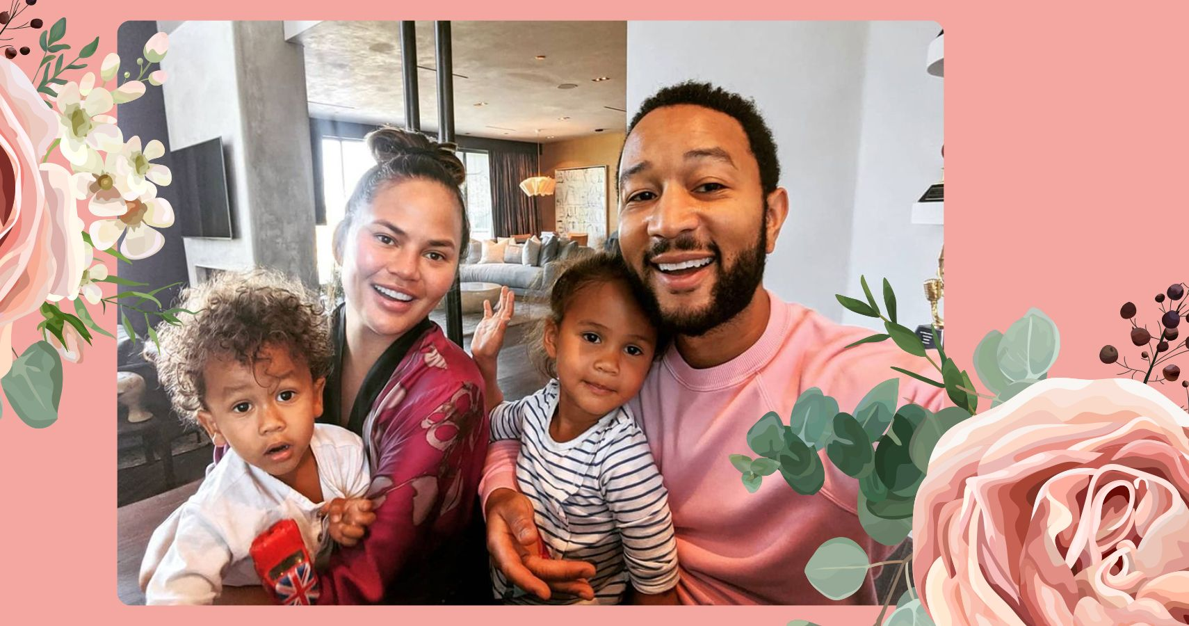 John Legend Speaks About How The Family Is Getting Through Loss Together