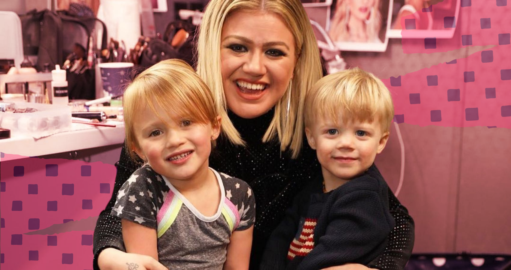 Kelly Clarkson Said Her Kid Has Trick To Get Out Of Virtual School