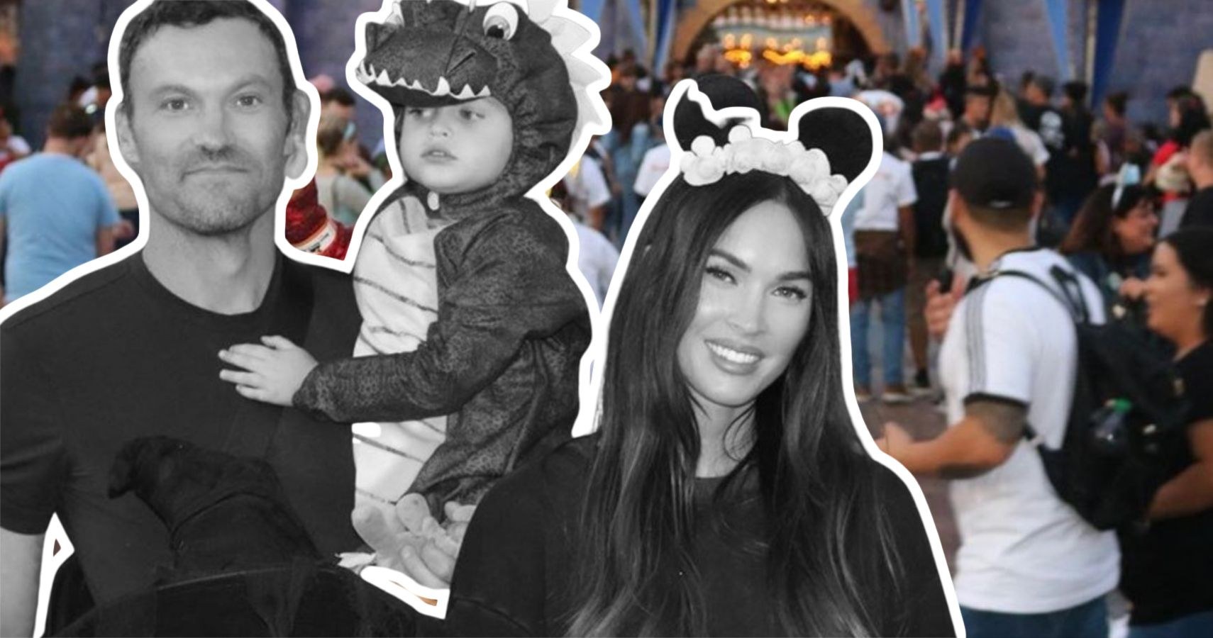 Megan Fox Calls Out Brian Austin Green For Painting Her As An 'Absent Parent'