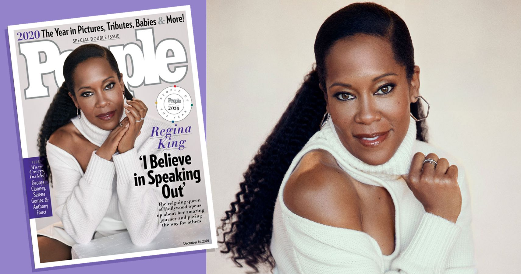 Mom And Actress Regina King Named One Of People S People Of The Year